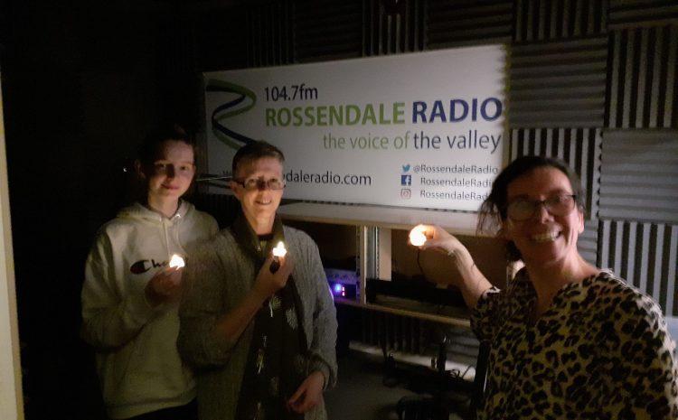 Hundreds Shine A Light in Lancashire