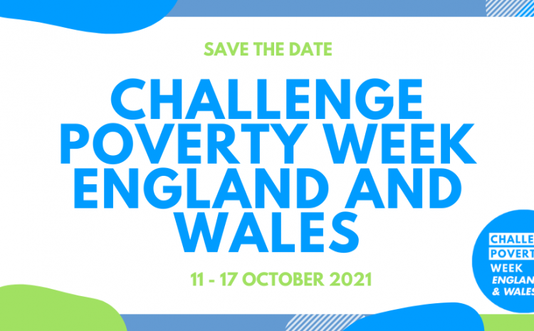Save the Date: Challenge Poverty Week 2021